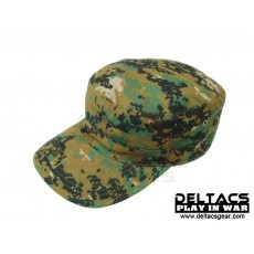 Deltacs Military Ranger Cap - Digital Woodland